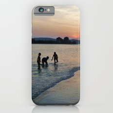 Silhouettes on the Shore Slim Case iPhone 6s
