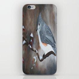 A Tuft Winter iPhone Skin