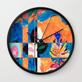 Day at  Wall Clock