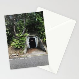 Fourth Cliff Bunker. Humarock, MA. Stationery Cards