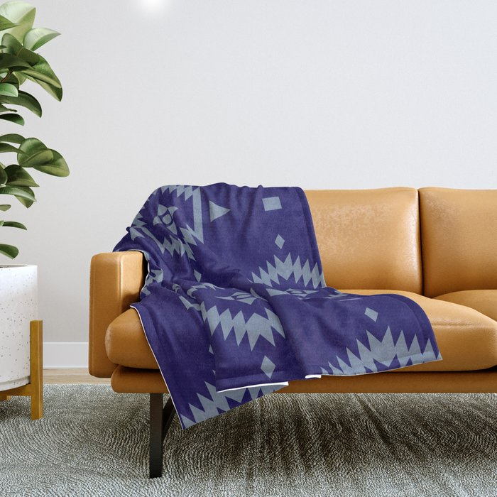 Indian Designs 203 Throw Blanket