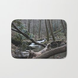 Wooded Waters Bath Mat