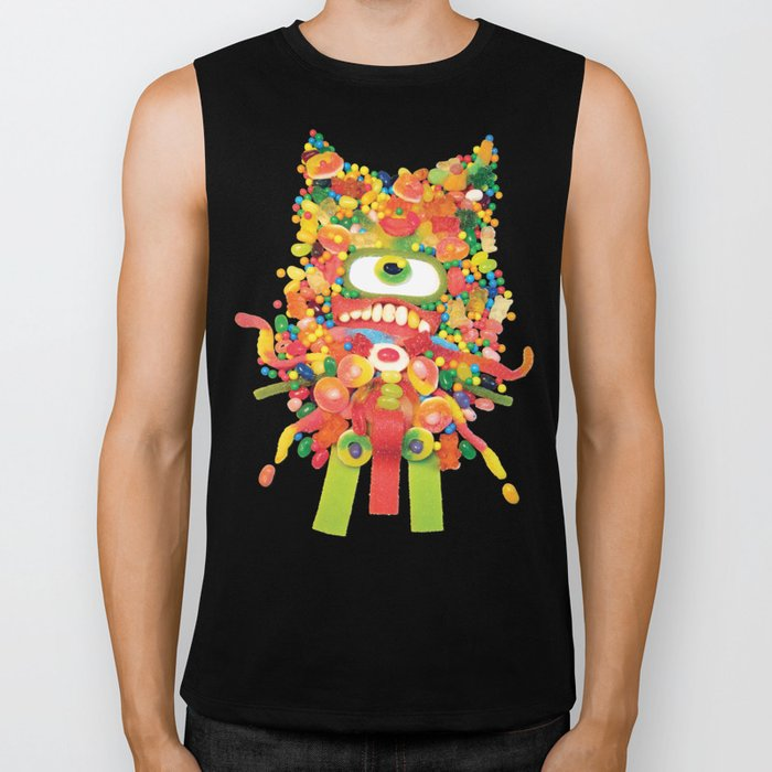Sweet Monster Biker Tank