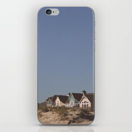Hatteras Houses iPhone Skin
