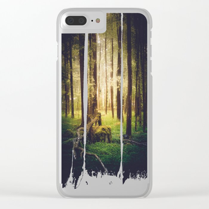 Come to me Clear iPhone Case