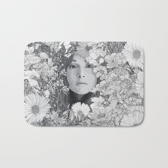 Just for a day Bath Mat