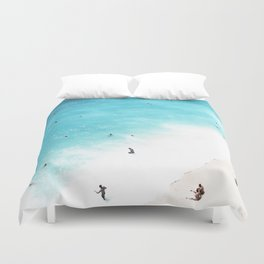 people of the sea Duvet Cover