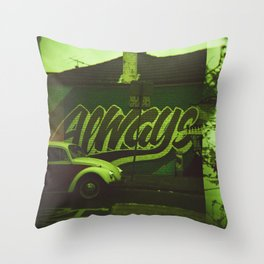 Always (Sydney) Throw Pillow