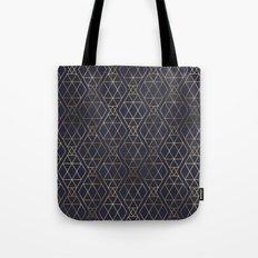 Modern Art Deco Geometric 2 Tote Bag