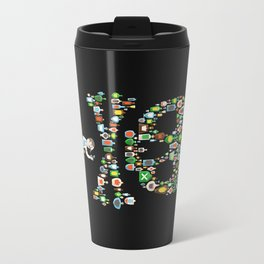 What's your poison? Travel Mug