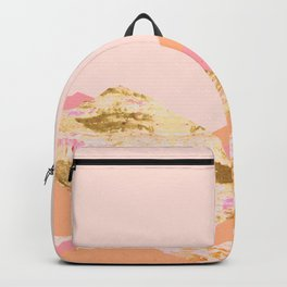 Graphic Mountains S Backpack