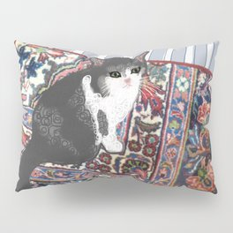 Patty on the Knoll Doodle Pillow Sham