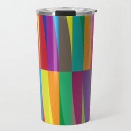 Geometric No. 1 Travel Mug