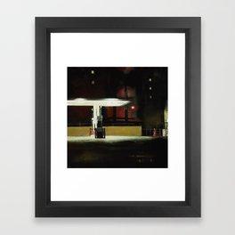 Diesel Only Framed Art Print