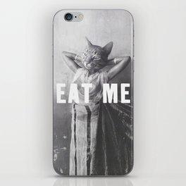 EAT-ME iPhone Skin