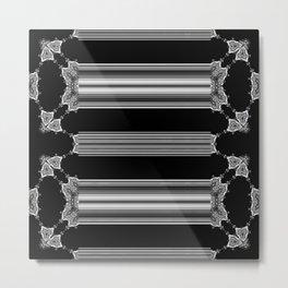 Sect 2 Quad Metal Print