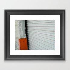 Overlooked 1 Framed Art Print