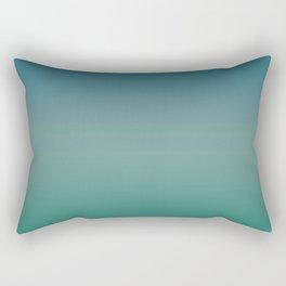 Fog over autumn sea Rectangular Pillow