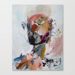 sonnet xv portrait Canvas Print