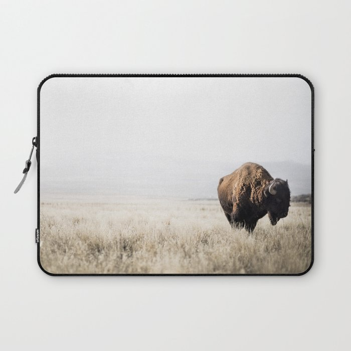 Bison stance Laptop Sleeve