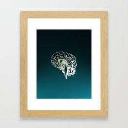 I will take you anywhere Framed Art Print
