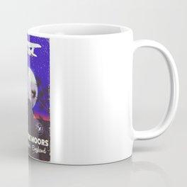 North York Moors Vintage travel poster Coffee Mug