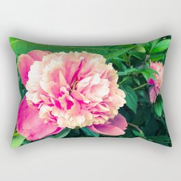 Paeony love Rectangular Pillow