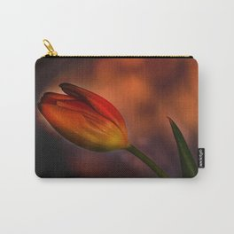 Powerful Tulip Carry-All Pouch