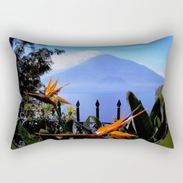 Lago Atitlan, Guatemala Rectangular Pillow
