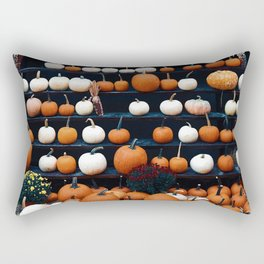 Pumpkins for Sale (Color) Rectangular Pillow