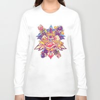 minions Long Sleeve T-shirts featuring BOWSER NEVER LOVED ME by BeastWreck