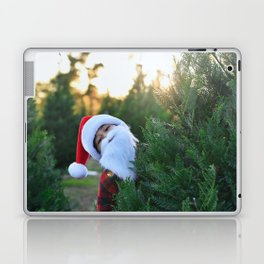 Santa Claus Is Coming To Town Laptop & iPad Skin