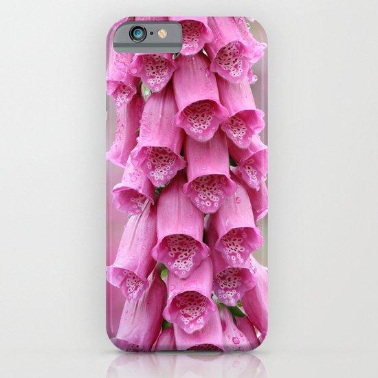 Foxglove iPhone & iPod Case