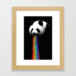 Pandalicious Framed Art Print