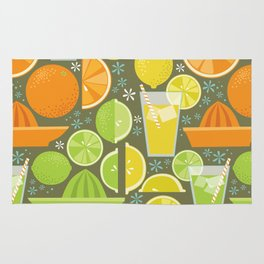 Drink Your Juice Repeat Rug