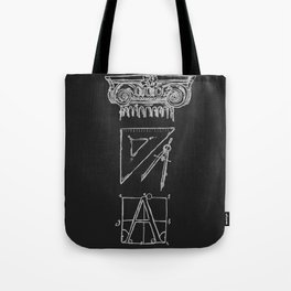 Architect's Tool Kit Tote Bag