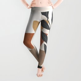 Branch and Balancing Elements Leggings