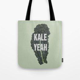 KALE YEAH Tote Bag
