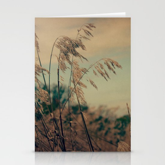 Winter Field Stationery Cards