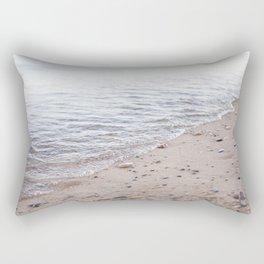Beach Bubbles Rectangular Pillow