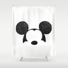 Mickey Hatching Shower Curtain