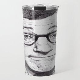 Woody Allen Travel Mug