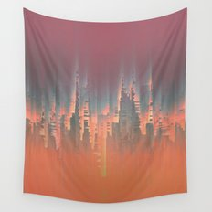 Reversible Space II Wall Tapestry