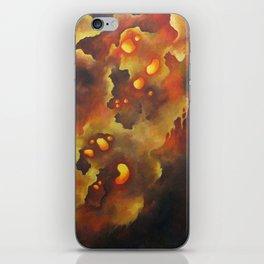 Biomorphic Untitled 3 iPhone Skin