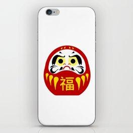 Daruma iPhone Skin