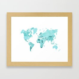 Map travel framed art prints society6 gumiabroncs Image collections