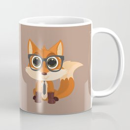 Fox Nerd Coffee Mug