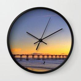 Kiting Hermosa Wall Clock