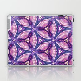 Geode Kaleidoscope #2 Laptop & iPad Skin
