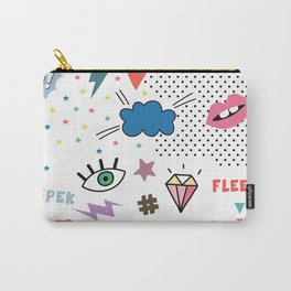 Comic Love Carry-All Pouch
